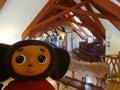 Trips through Spain with Cheburashka