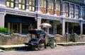 Trishaw Royalty Free Stock Photo