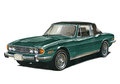 Triumph Stag Stock Photo