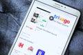 Trivago app on google play