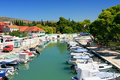 Trogir Croatia Stock Photo