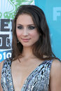 Troian Avery Bellisario Royalty Free Stock Photo