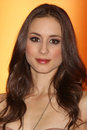 Troian Bellisario Royalty Free Stock Image