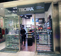 Troika shop in hong kong located harbour city tsim sha tsui Royalty Free Stock Images