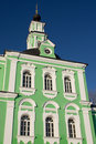 Troitse-Tikhvinskaya church, Dmitrov, Russia Royalty Free Stock Images