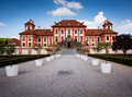 Troja castle in prague early summer Royalty Free Stock Photo