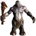 Troll Monster Beast Isolated I...
