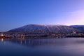 Tromso Bridge Stock Image