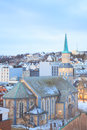 Tromso Cathedral Church Royalty Free Stock Photo