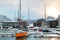 Tromso, Norway Royalty Free Stock Photo