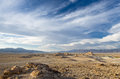 Trona Pinnacles Royalty Free Stock Photography