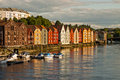 Trondheim Royalty Free Stock Photo