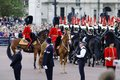 Trooping the Colour, London 2012 Royalty Free Stock Image