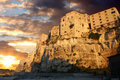 Tropea, Calabria, Italy Stock Photography