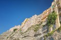 Tropea famous cliff in calabria italy Stock Photo