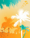 Tropical Background Stock Photos