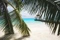 Tropický pláž