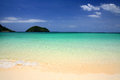Tropical beach of Andaman Sea at Lipe Islands Stock Photos