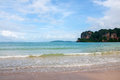 Tropical beach of andaman sea thailand Royalty Free Stock Image