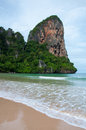 Tropical beach of andaman sea thailand Stock Photography