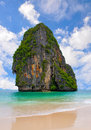 Tropical beach of andaman sea thailand Royalty Free Stock Photography