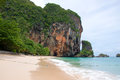 Tropical beach of andaman sea thailand Stock Photos