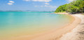 Tropical beach shore Royalty Free Stock Photos