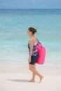 Tropical beach, Similan Islands, Tachai island, Andaman Sea,Thai Royalty Free Stock Photo