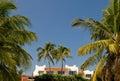 Tropical Condominium Mexico Royalty Free Stock Photos