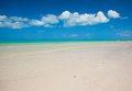 Tropical deserted perfect beach on island see my other works in portfolio Stock Images