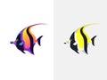 Tropical Fish. Moorish Idol
