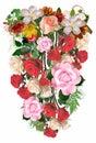 Flower tropical ornamen 36