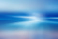 Tropical horizon abstract background Royalty Free Stock Photo
