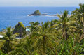 Tropical paradise in palapag northern samar philippines Royalty Free Stock Photo