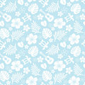 Tropical pattern Royalty Free Stock Photos