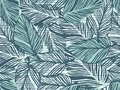 Tropical Pattern, Palm Leaves ...