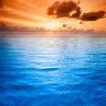 Tropical resort beach summer background maldives shot Royalty Free Stock Images