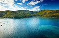Tropical sea in Haiti Royalty Free Stock Photo