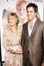 Troy Garity,Jane Fonda Stock Photography