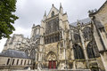 Troyes - Cathedral Royalty Free Stock Photo
