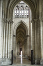 Troyes - Cathedral Royalty Free Stock Photos
