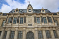 Troyes town hall of champagne ardenne france Stock Photo