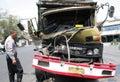 Truck accident crash