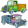 Truck Collection Royalty Free Stock Photos
