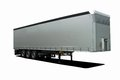 Truck semi trailer Royalty Free Stock Photo