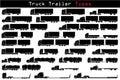 Truck trailer types