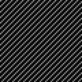True Carbon Fiber Royalty Free Stock Images