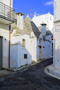 Trullo in alberobello apulia italy traditional house trulli is unesco world heritage site Stock Images