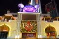 Trump Taj Mahal Atlantic City Royalty Free Stock Photo
