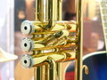 Trumpet Royalty Free Stock Image